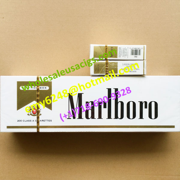 Clearance Cigarettes Marlboro Gold Regular 40 Cartons Cheap Online