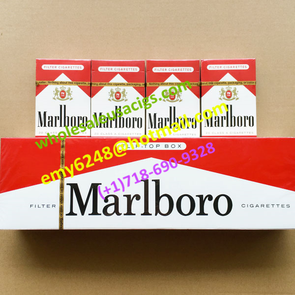 Perfect Quality 160 Cartons Marlboro Red Short Cigarettes Sale Online