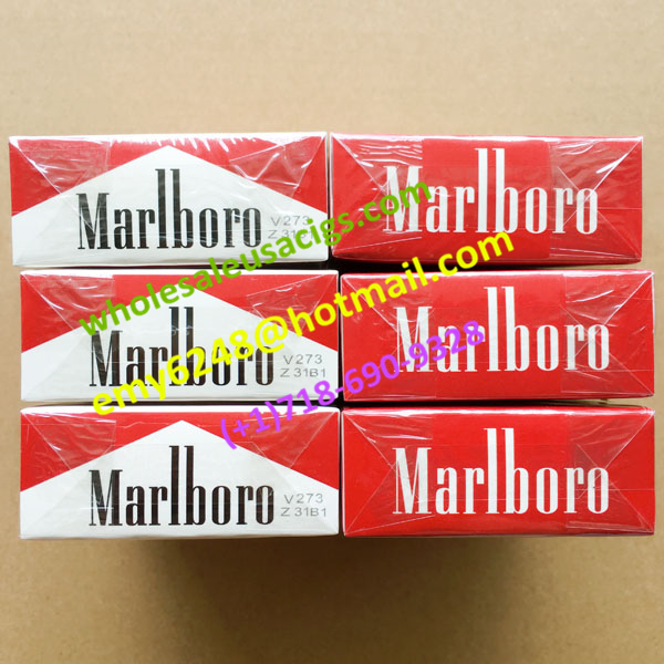 Free Stamps Marlboro Filter Cigarettes Red Short 6 Cartons Sale