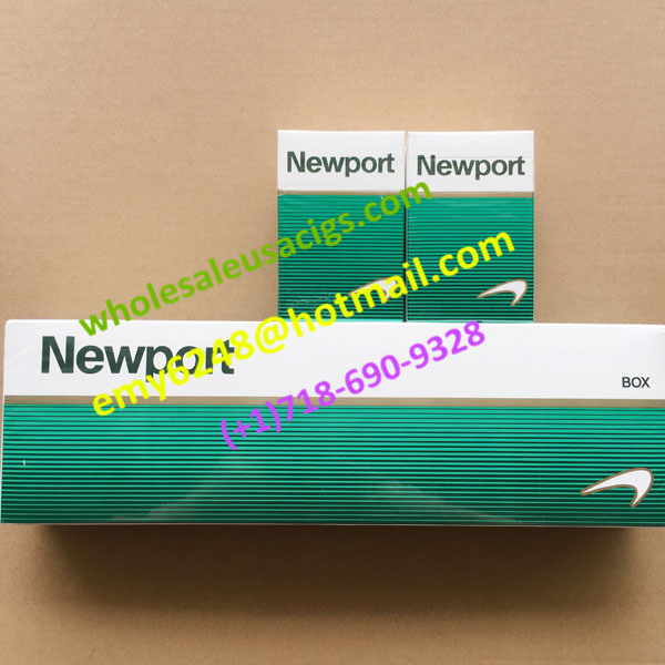 Shop The Newest Newport Regular Menthol Cigarettes 40 Cartons